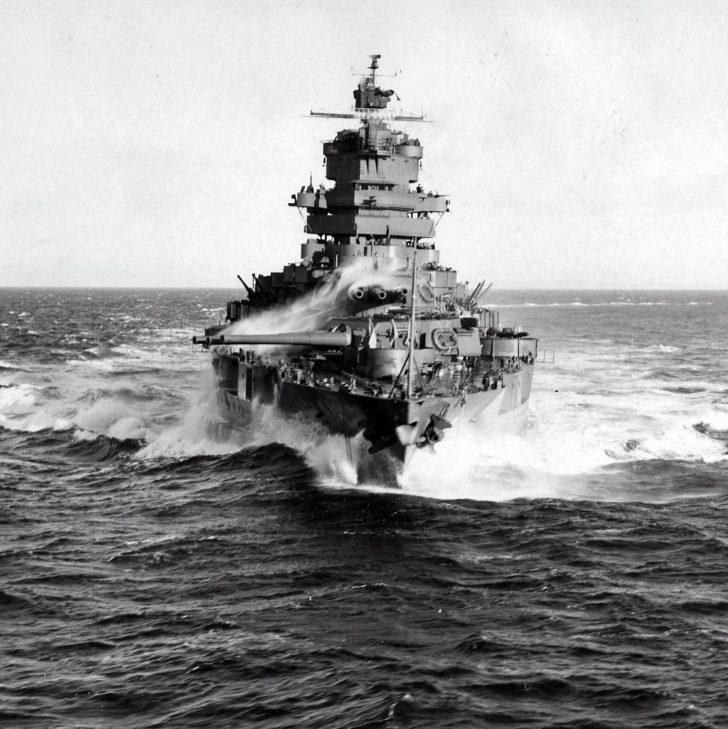 Idaho battleship