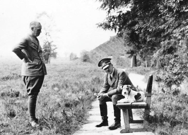 Adolf Hitler, Joachim von Ribbentrop