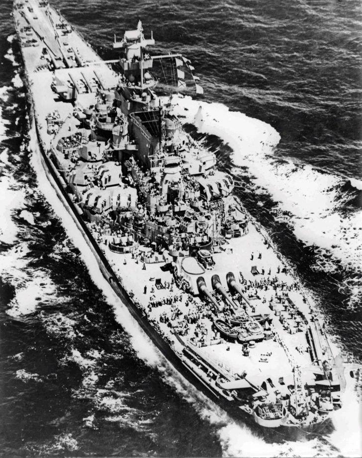 Massachusetts battleship