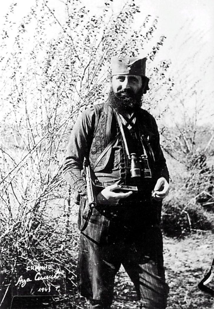 Lieutenant Boyan Ristanovich