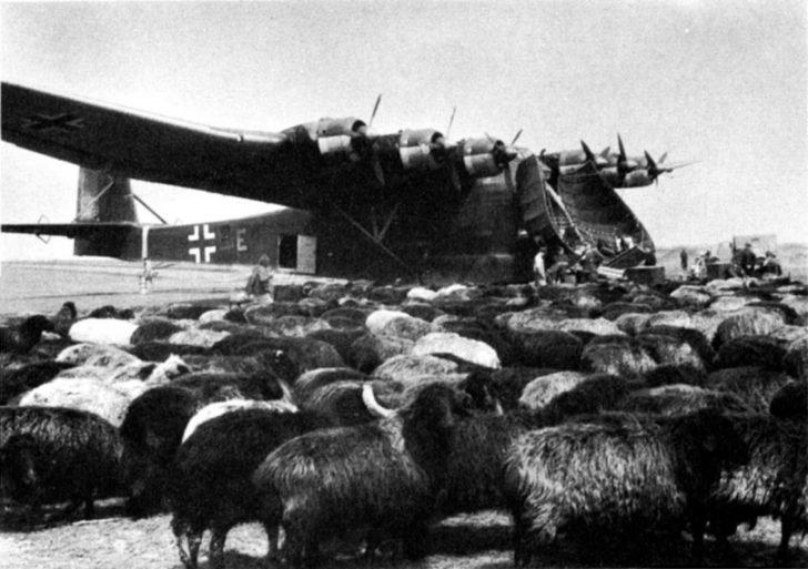 Messerschmitt Me.323 Giant