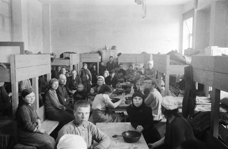 Soviet citizens