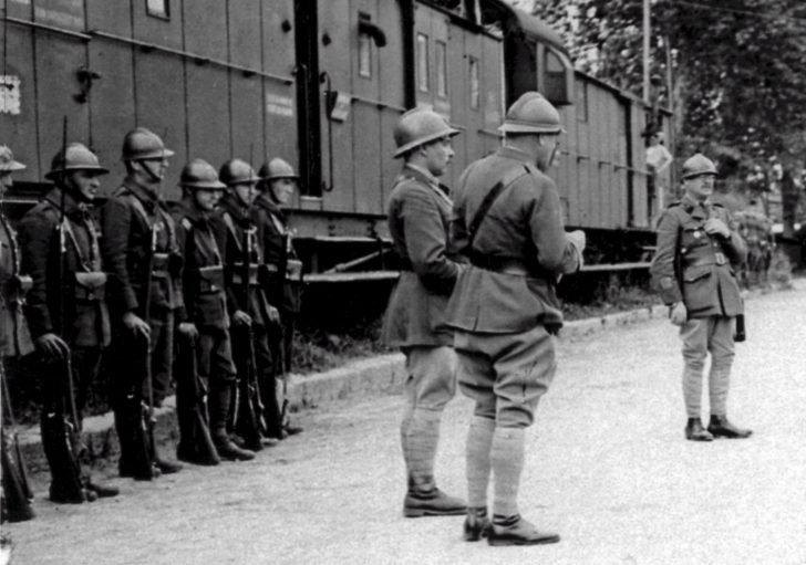 French Railway Forces