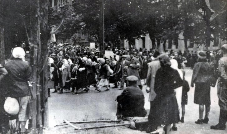 Residents of Kiev