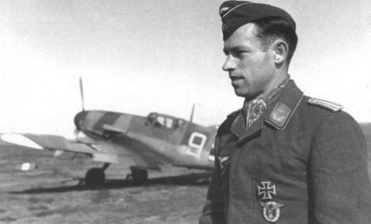 Lieutenant Heinrich Ehrler