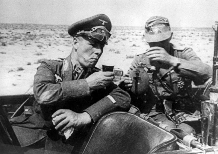 General Erwin Rommel, Horch 901