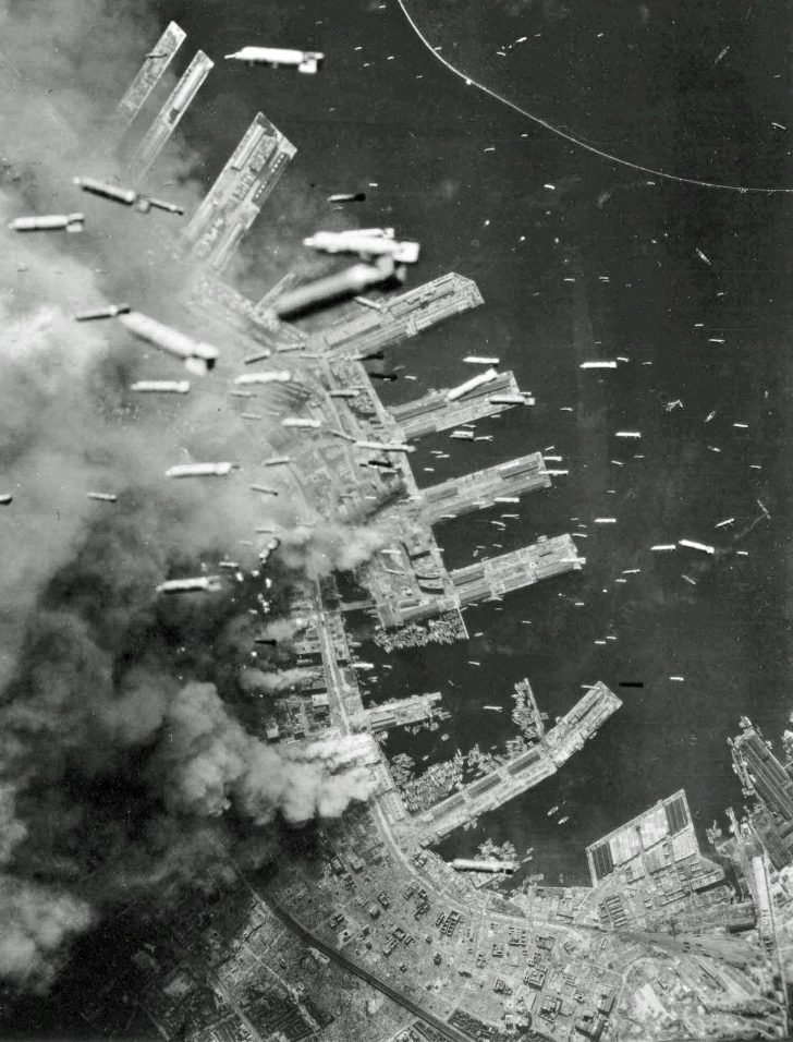 bombing of Kobe