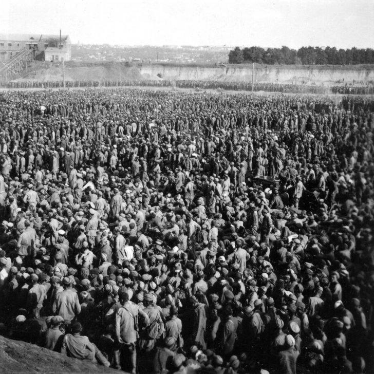 Uman pit concentration camp