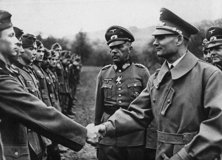 Reich Minister Rudolf Hess