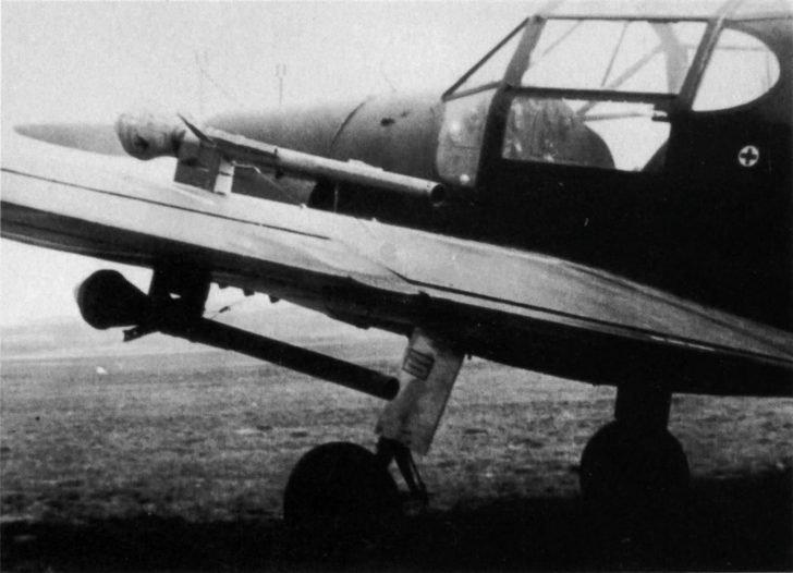 Bücker Bü 181 training aircraft