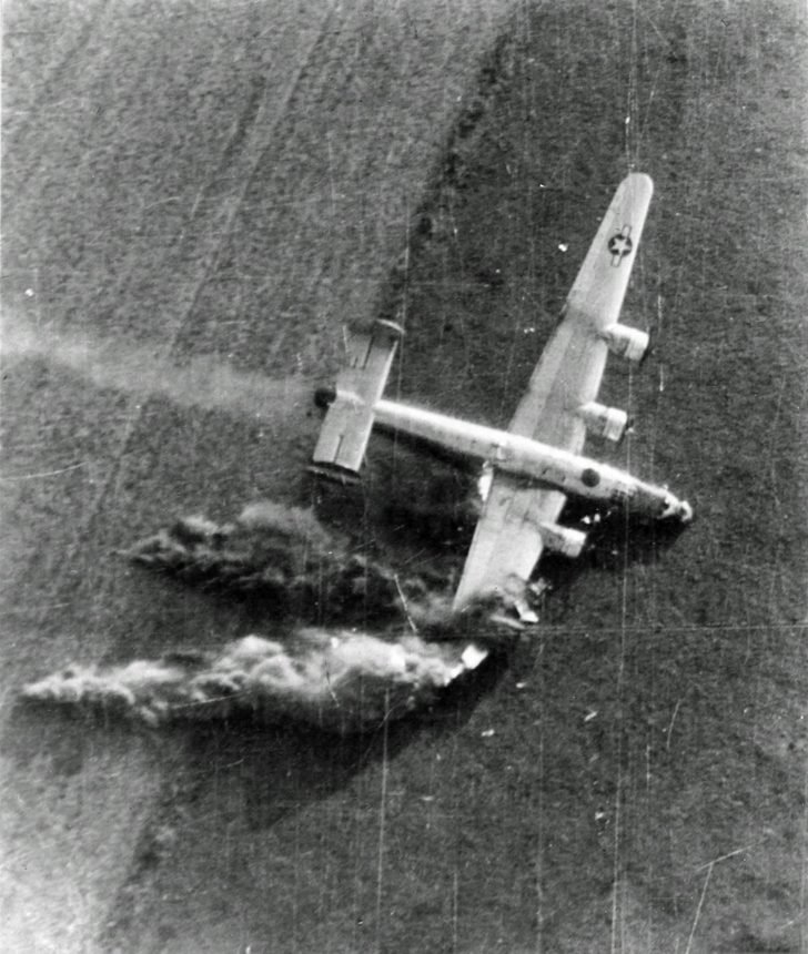 Consolidated B-24 Liberator bomber