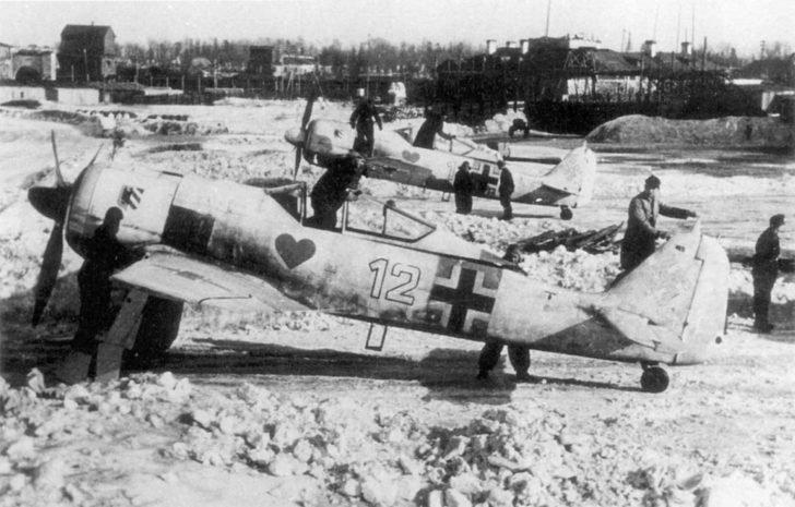 Focke-Wulf Fw-190A-4