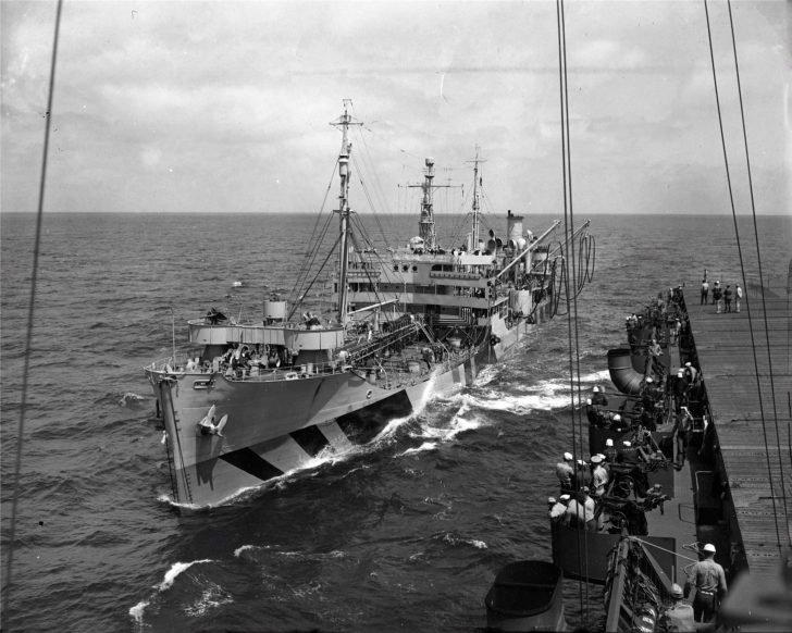Sebec sea tanker