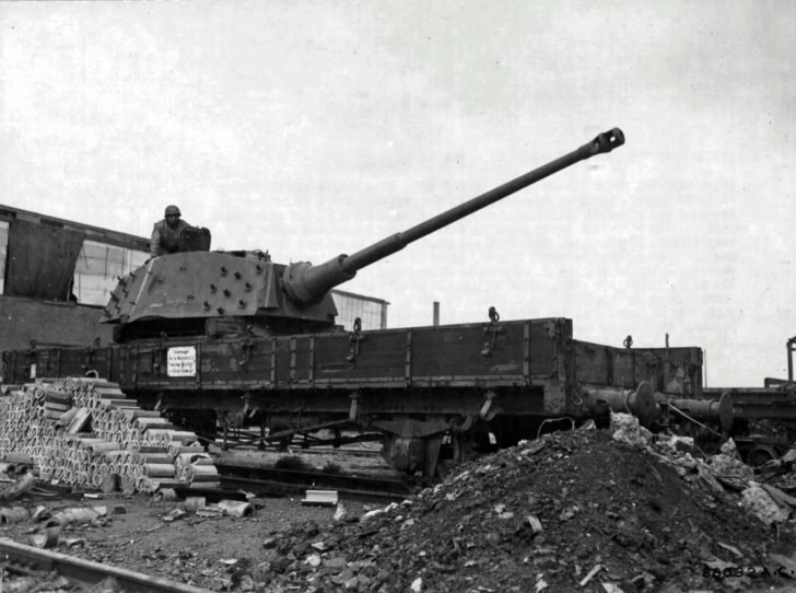King Tiger heavy tank