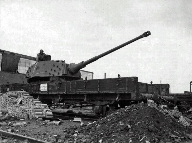 King Tiger heavy tank