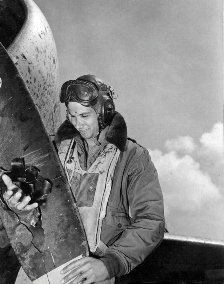 Lieutenant Ellis Wallenberg