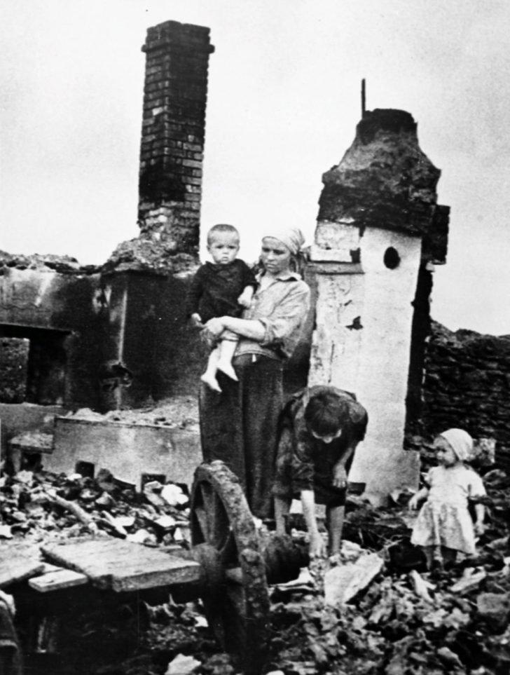 Soviet civilians