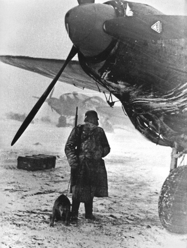 Heinkel He-111 H-6 bomber