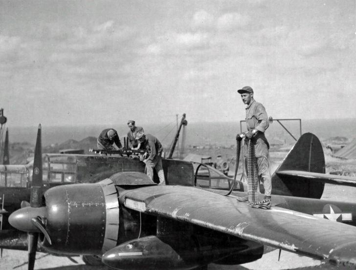P-61 Black Widow