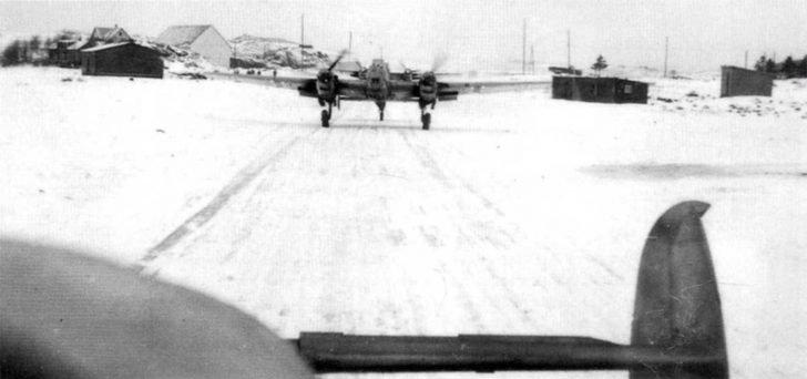 Messershitt Bf-110 Zerstörer