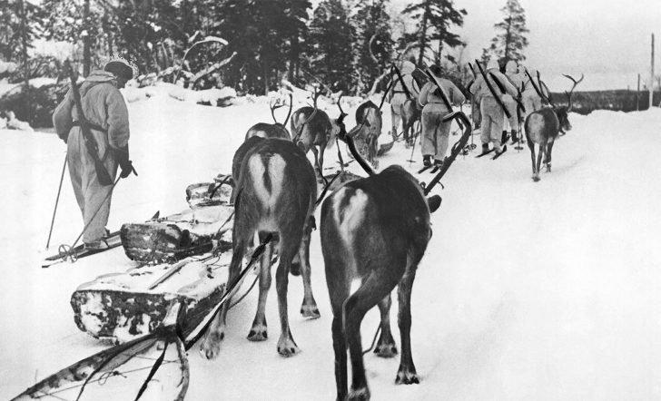 Finnish ski battalion