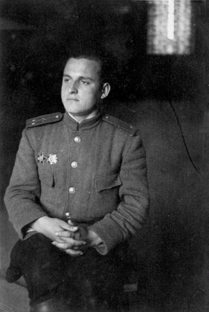lieutenant Pavel Orlov