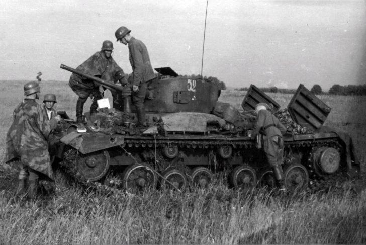 Mk.III Valentine tank