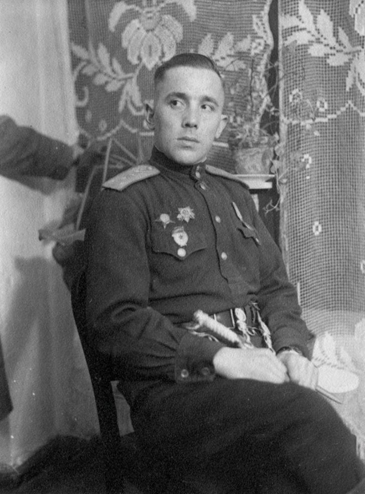 Captain A. Yakovlev