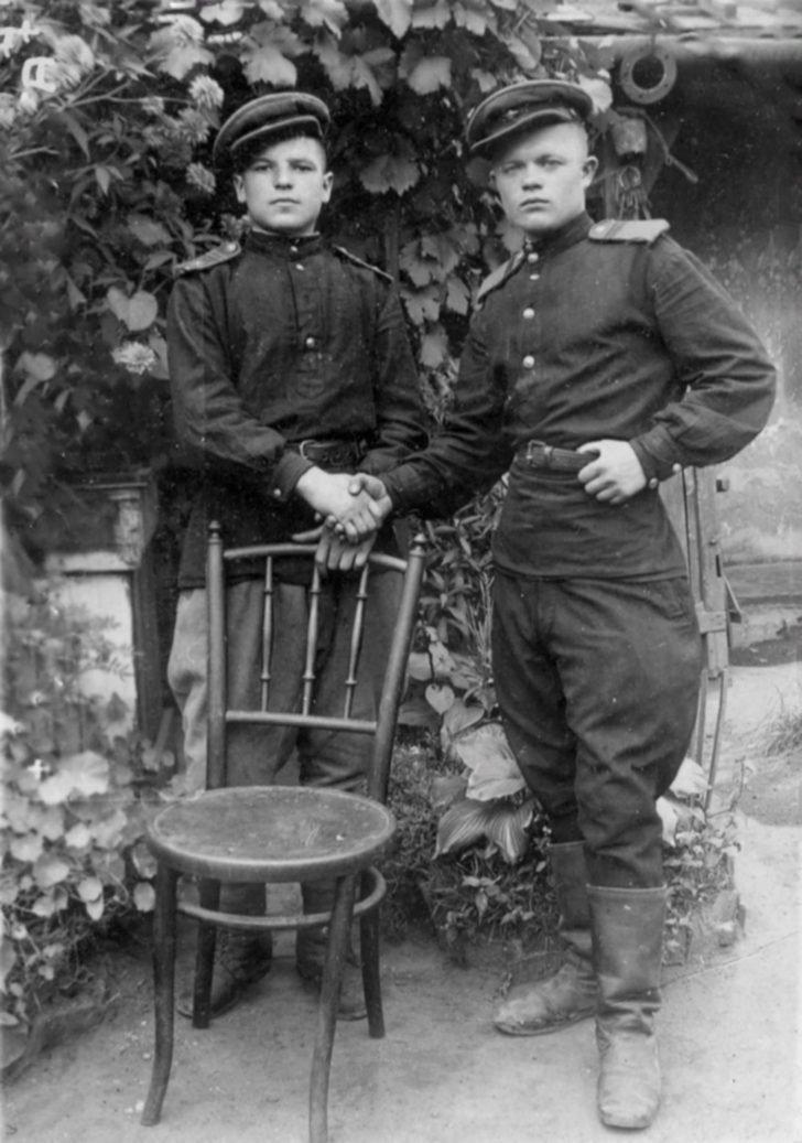 Junior Sergeant Konstantin Shutyy