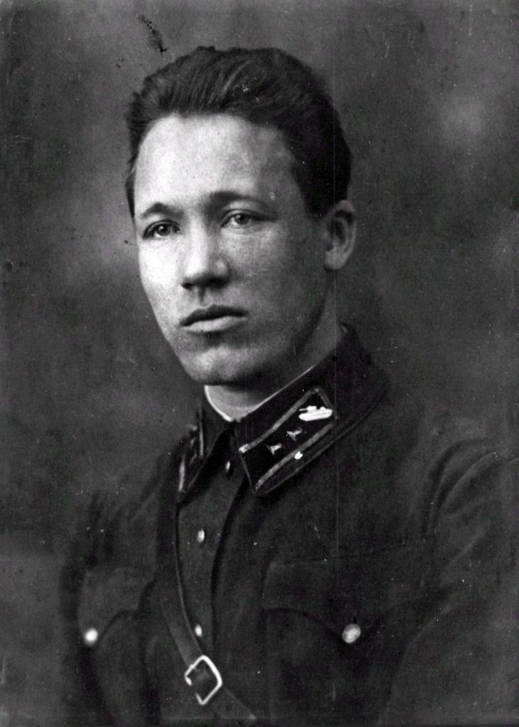 Iosif Mavrenkov Lieutenant