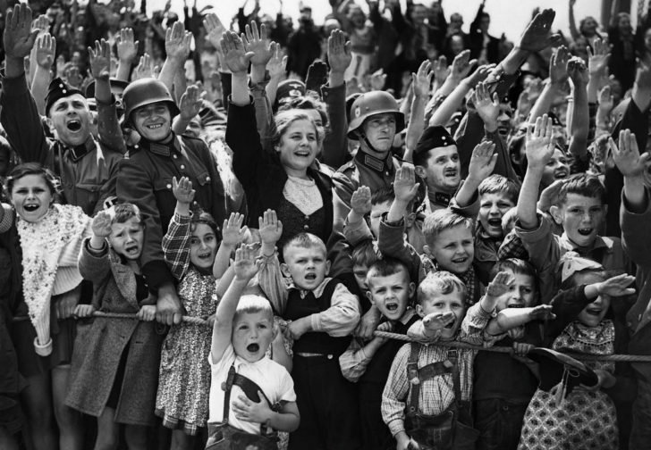 mass event in the Third Reich