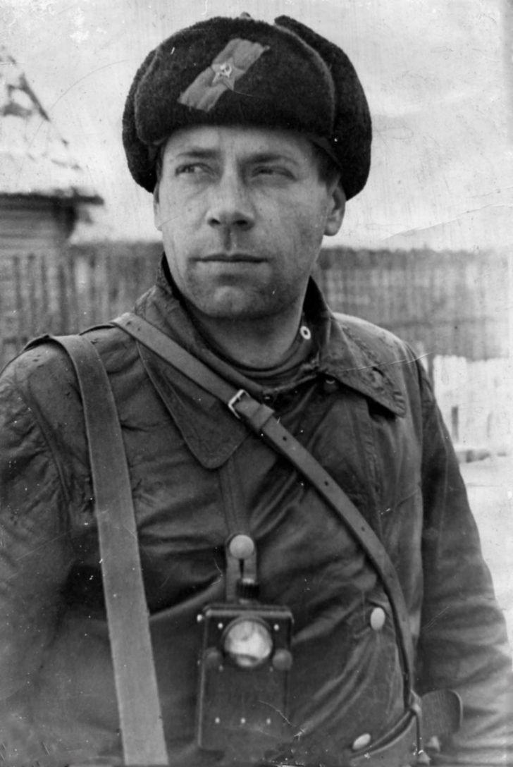 Partisan V. Blyukov