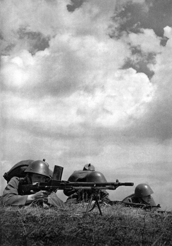ZB vz. 26 machine gun