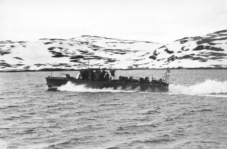 D-3-type torpedo boat