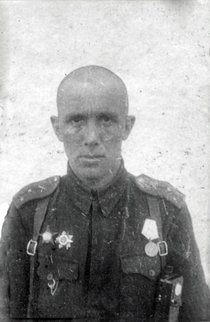 Lieutenant A.M. Yakovlev