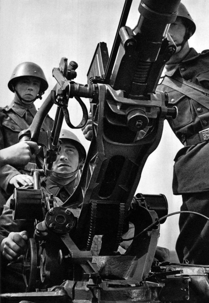 (VKPL) vz. 36 automatic anti-aircraft gun