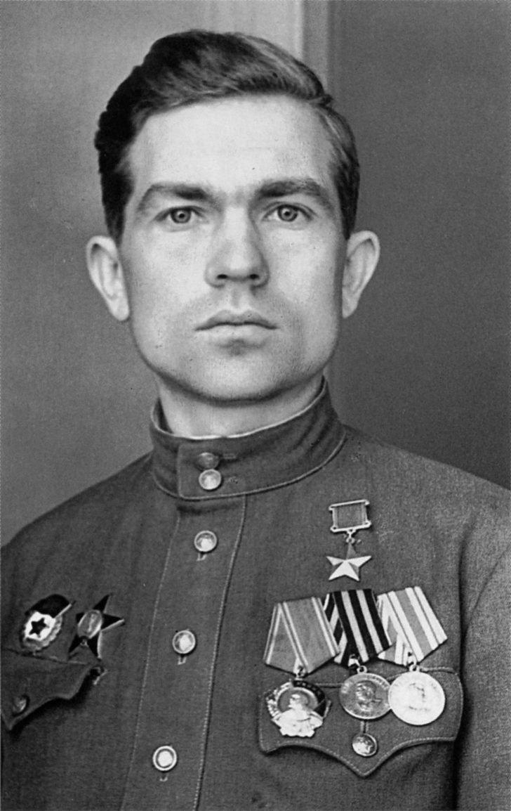 lieutenant Grigory Burmak