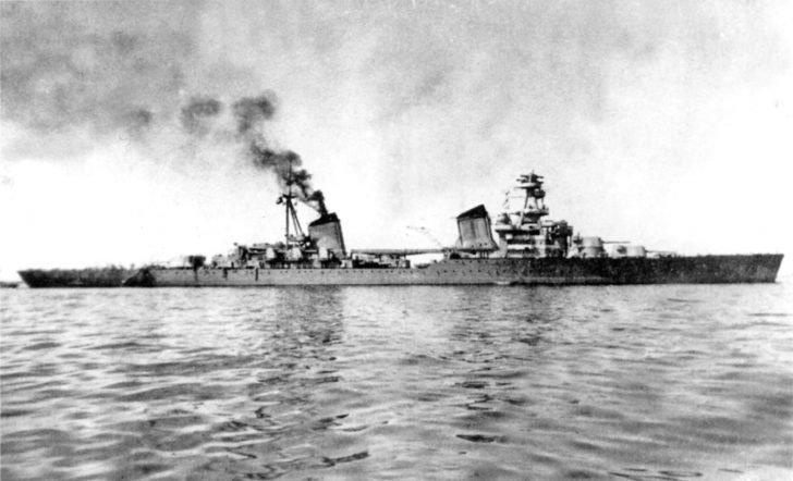Kirov light cruiser