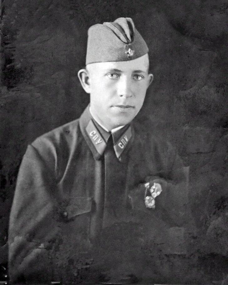 Lieutenant Ivan Skurlatov