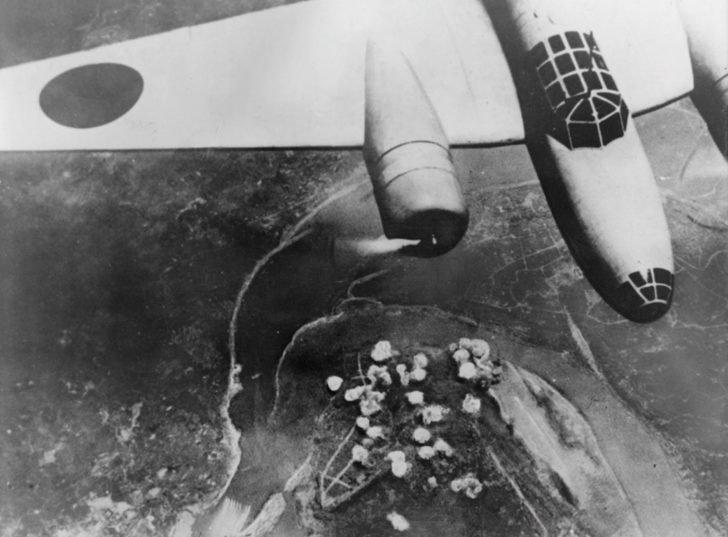 Mitsubishi Ki-21 bomber