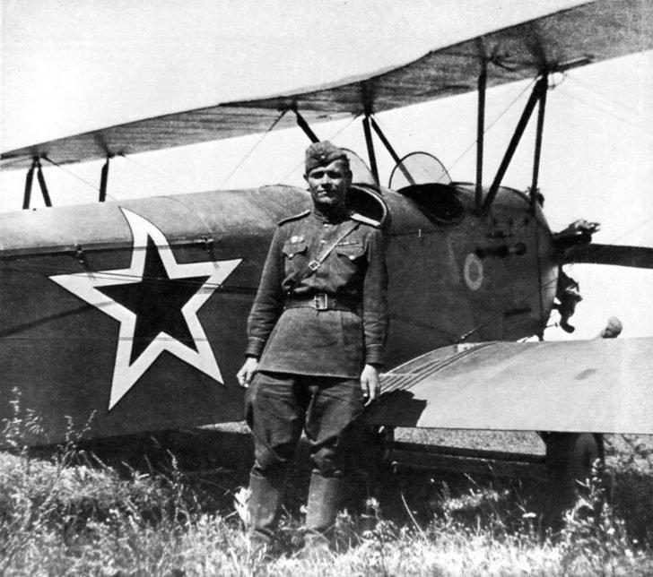 Lieutenant Danilenko