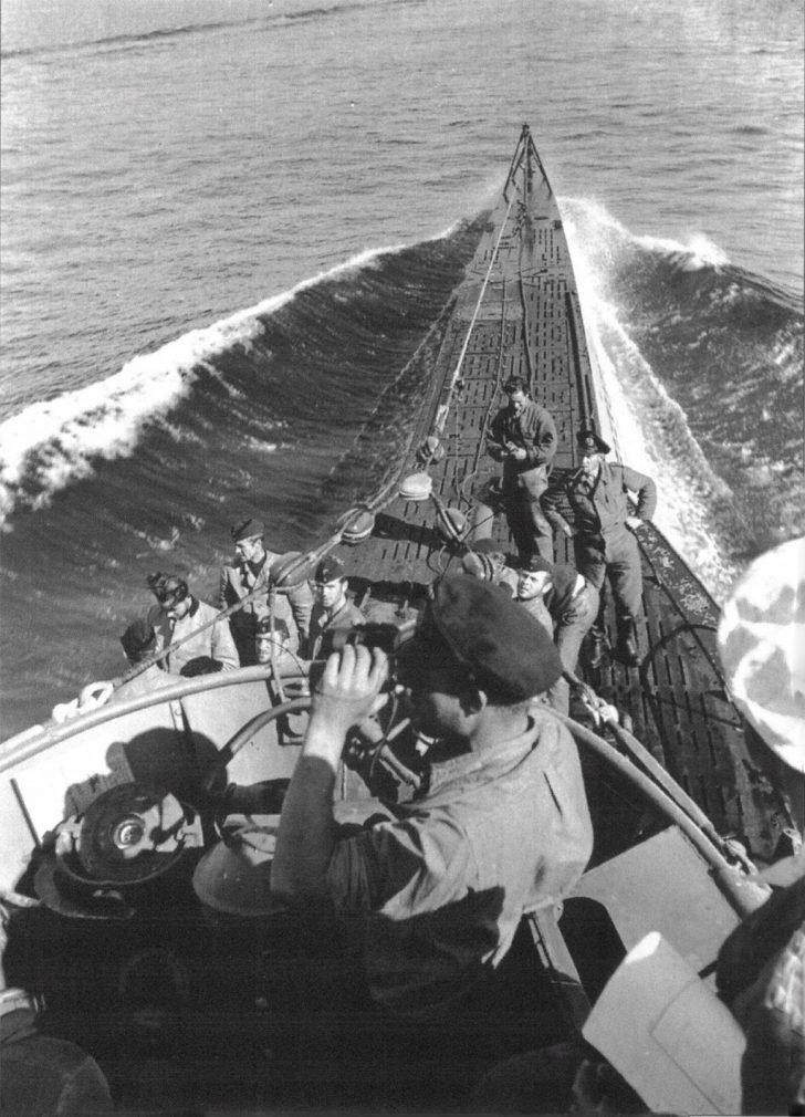 U-100 submarine