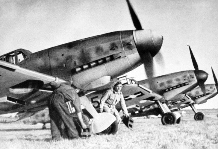 Messerschmitt Bf.109G-6