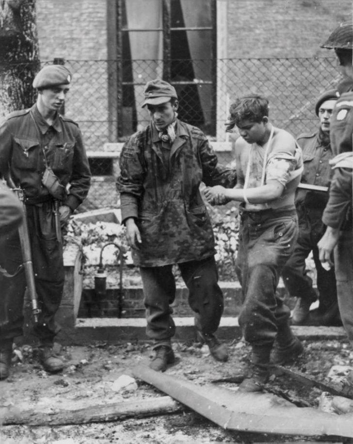 Nazis in Nijmegen