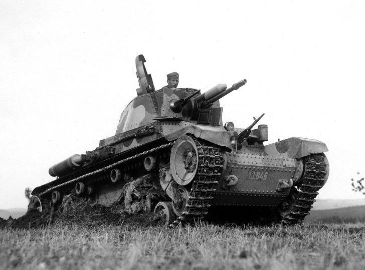 LT vz. 35 tank