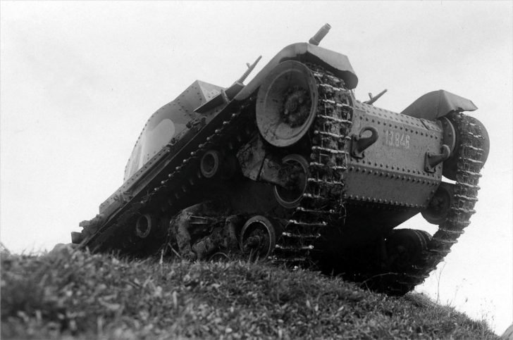 LT vz. 35 light tank