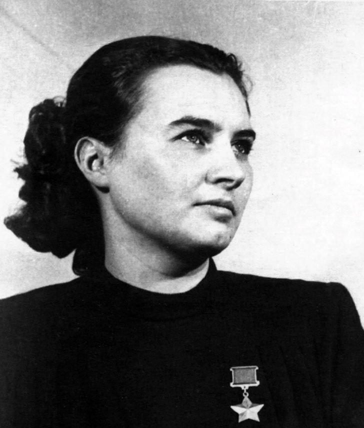 lieutenant Natalia Meklin