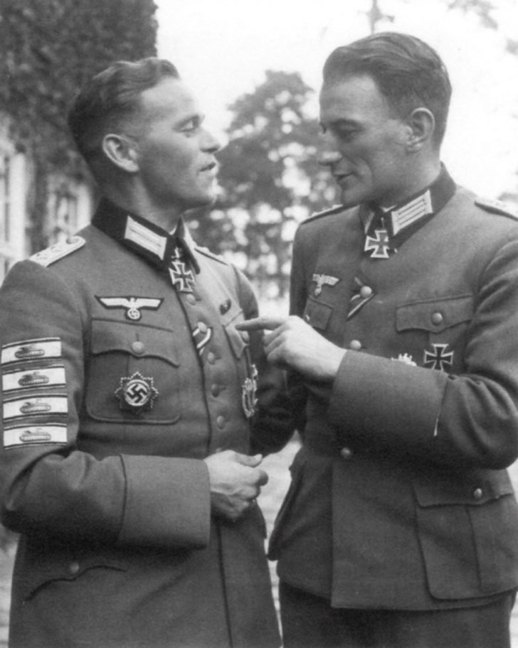 German officers