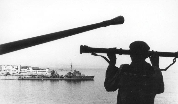 Ognevoy destroyer