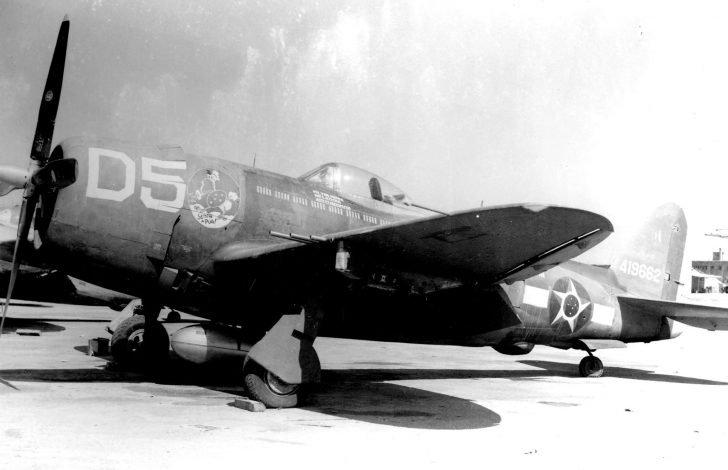 P-47D-28-RE Thunderbolt